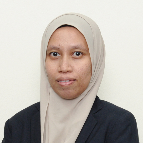 Dr. Nurisya Mohd Shah   FACULTY OF SCIENCE